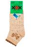 Носки подростковые D-1424