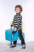 Джемпер детский в полоску dg-1104