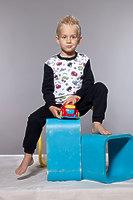"""Пижама детская """"машинки"""" DP-1"""