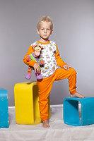 """Пижама детская """"мышонок"""" DP-4"""