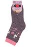 Носки женские махровые GZ-3R5