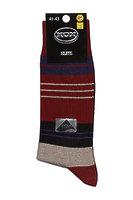 Носки мужские, цветные полоски X-1101