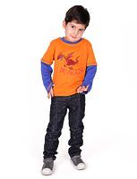 "Джемпер для мальчика ""Дракон"" dfm-1403"