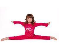 """Пижама для девочек """"Самолет"""" dp-1410"""