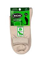 Носки женские бамбук, классические, однотонные G-1123